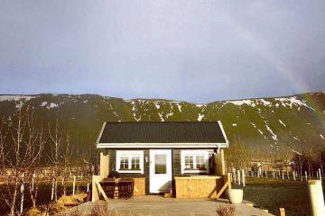 Ferienhäuser bei Akurgerði für Ihre individuelle Island Rundreise