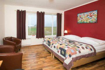 Standard Doppelzimmer im Gästehaus Langaholt, Island
