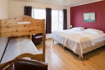 Familienzimmer Standard im Gästehaus Langaholt, Island