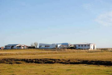 Bauerngasthof Brunnhóll für Ihre individuelle Island Rundreise