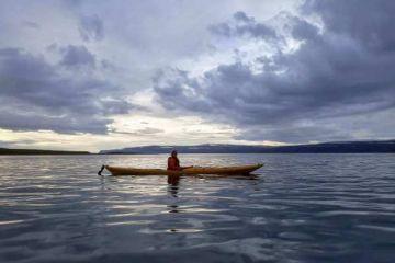 Kayaktour auf Ihrer individuellen Island Rundreise
