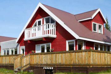 Hotel Eyvindará für Ihre individuelle Island Rundreise