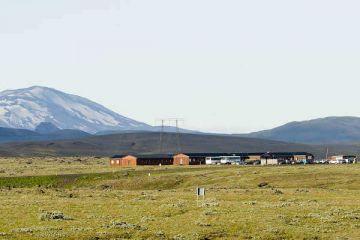 Hochlandzentrum Hrauneyjar für Ihre individuelle Island Rundreise