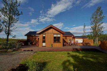 Ferienhaus Viðivellir für Ihre individuelle Island Rundreise
